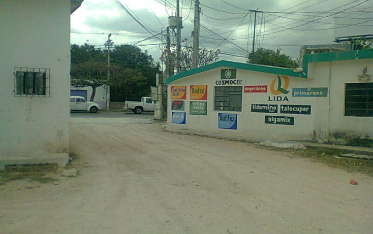 Foto de bodega en renta en, jacinto canek, mérida, yucatán, 1102599 no 01