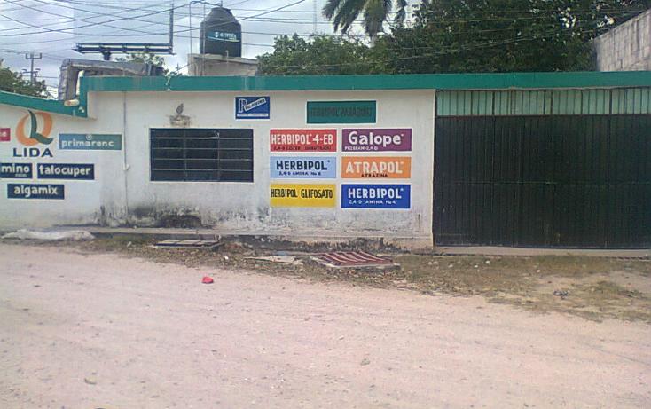 Foto de nave industrial en renta en  , jacinto canek, mérida, yucatán, 1102599 No. 02