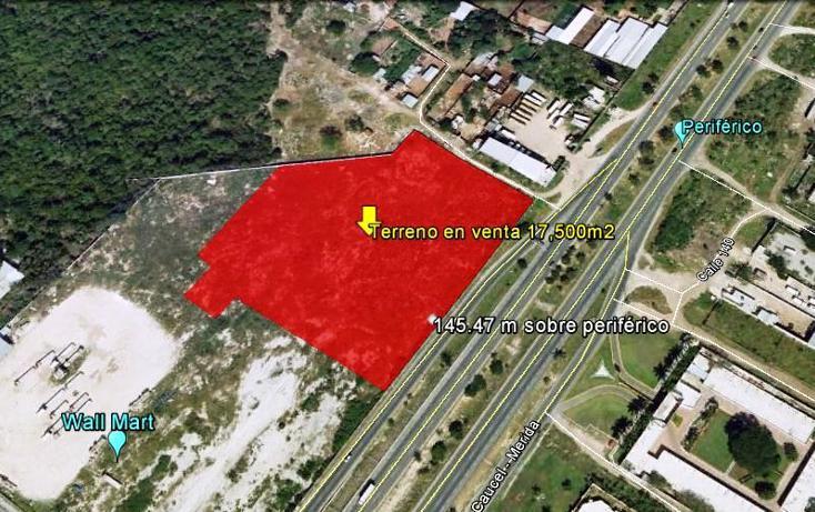 Foto de terreno comercial en venta en, jacinto canek, mérida, yucatán, 1127095 no 01