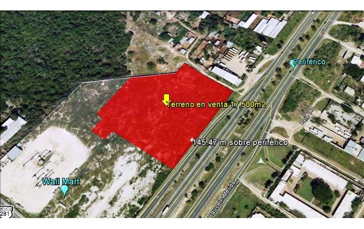 Foto de terreno comercial en venta en  , jacinto canek, mérida, yucatán, 1127095 No. 01