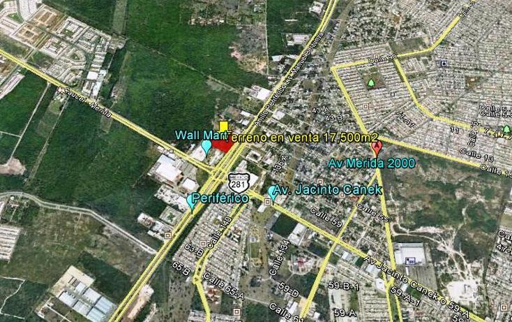 Foto de terreno comercial en venta en, jacinto canek, mérida, yucatán, 1127095 no 04