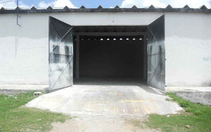 Foto de nave industrial en renta en  , jacinto canek, mérida, yucatán, 1297795 No. 01