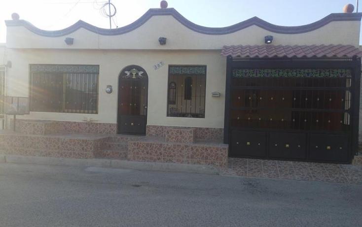 Foto de casa en venta en  , jacinto lopez, hermosillo, sonora, 1906036 No. 01