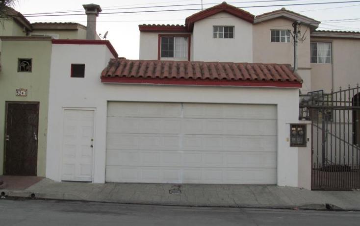 Foto de casa en venta en  5235, el rubí, tijuana, baja california, 2785423 No. 02