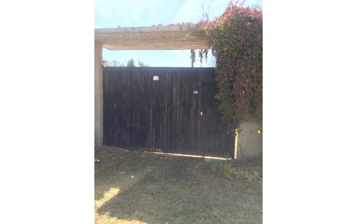 Foto de terreno habitacional en venta en  , jagüey de téllez (estación téllez), zempoala, hidalgo, 1646282 No. 01