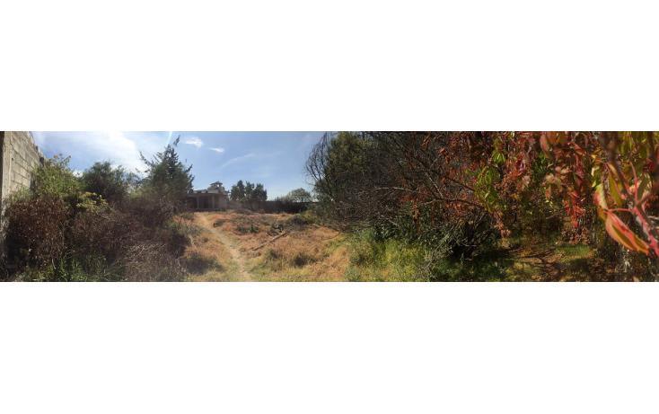 Foto de terreno habitacional en venta en  , jagüey de téllez (estación téllez), zempoala, hidalgo, 1646282 No. 03