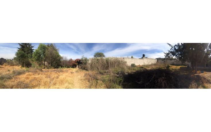 Foto de terreno habitacional en venta en  , jagüey de téllez (estación téllez), zempoala, hidalgo, 1646282 No. 05