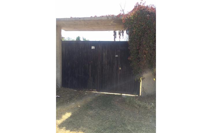 Foto de terreno habitacional en venta en  , jagüey de téllez (estación téllez), zempoala, hidalgo, 1646282 No. 10