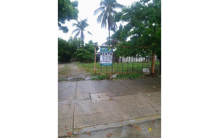 Foto de terreno comercial en renta en  , jagüey, minatitlán, veracruz de ignacio de la llave, 948761 No. 01