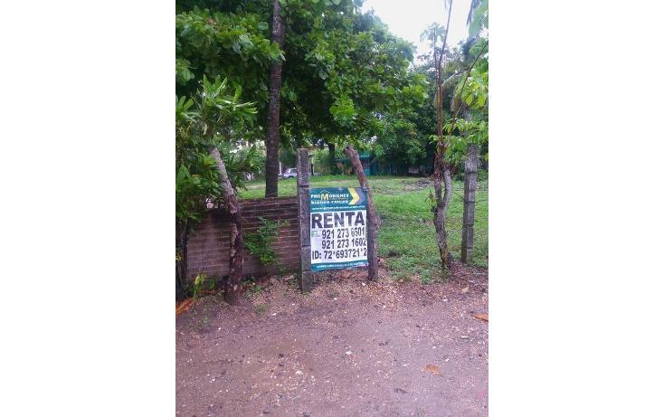 Foto de terreno comercial en renta en  , jagüey, minatitlán, veracruz de ignacio de la llave, 948761 No. 02