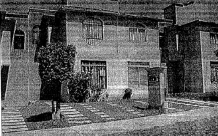 Foto de casa en venta en jaime sabines, capilla i, ixtapaluca, estado de méxico, 587795 no 01