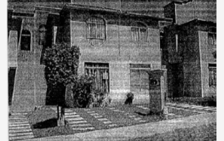 Foto de casa en venta en jaime sabines nd, san marcos huixtoco, chalco, méxico, 587795 No. 01