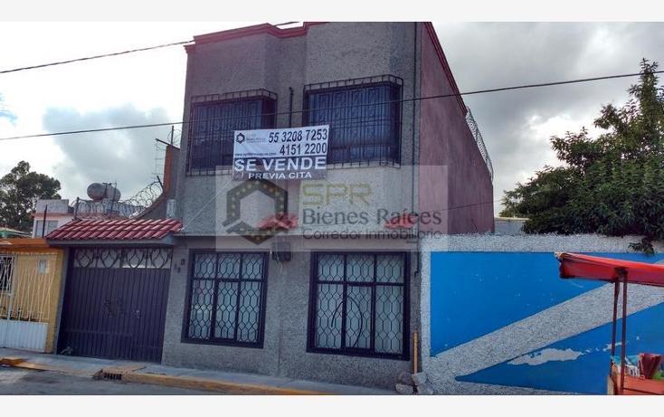 Foto de casa en venta en  , jajalpa, ecatepec de morelos, méxico, 2027036 No. 01