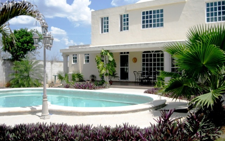 Foto de casa en venta en  , jalapa, m?rida, yucat?n, 1282705 No. 05