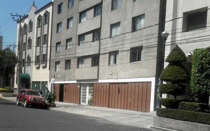 Foto de departamento en venta en  , roma sur, cuauhtémoc, distrito federal, 860963 No. 01
