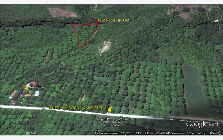 Foto de terreno habitacional en venta en jalcomulco kilometro 4 nonumber, jalcomulco, jalcomulco, veracruz de ignacio de la llave, 1584876 No. 01