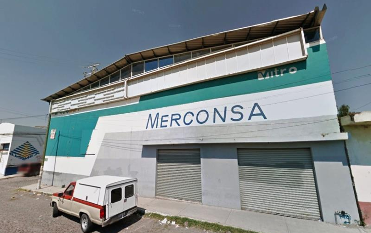 Foto de nave industrial en venta en jalisco 0, san isidro miranda, el marqu?s, quer?taro, 1818420 No. 01