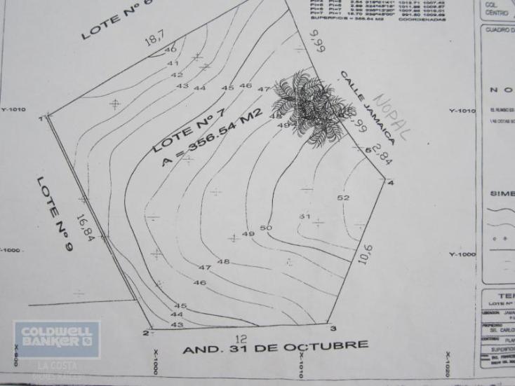 Foto de terreno habitacional en venta en  7, 5 de diciembre, puerto vallarta, jalisco, 1755679 No. 01