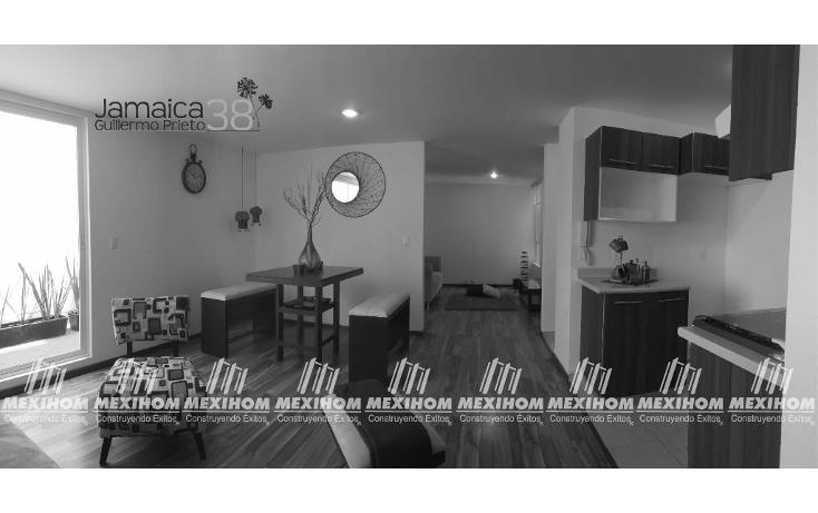 Foto de departamento en venta en  , jamaica, venustiano carranza, distrito federal, 1094813 No. 03