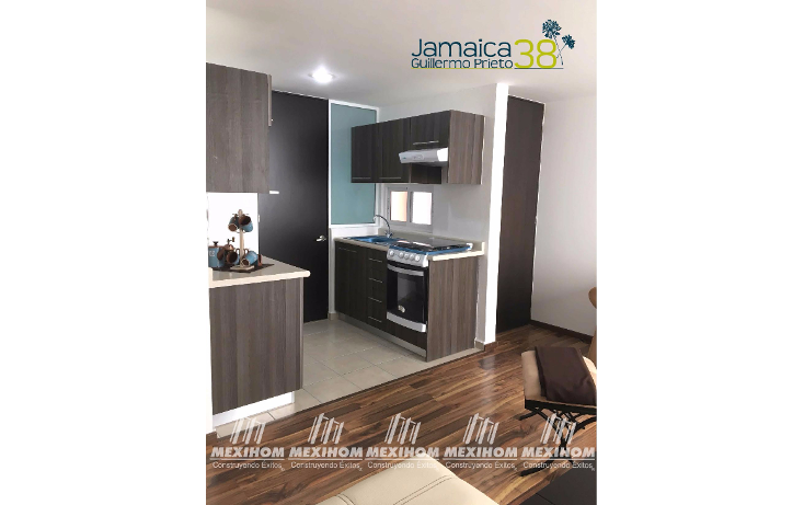 Foto de departamento en venta en  , jamaica, venustiano carranza, distrito federal, 1094813 No. 10
