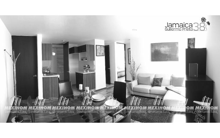 Foto de departamento en venta en  , jamaica, venustiano carranza, distrito federal, 1094813 No. 13