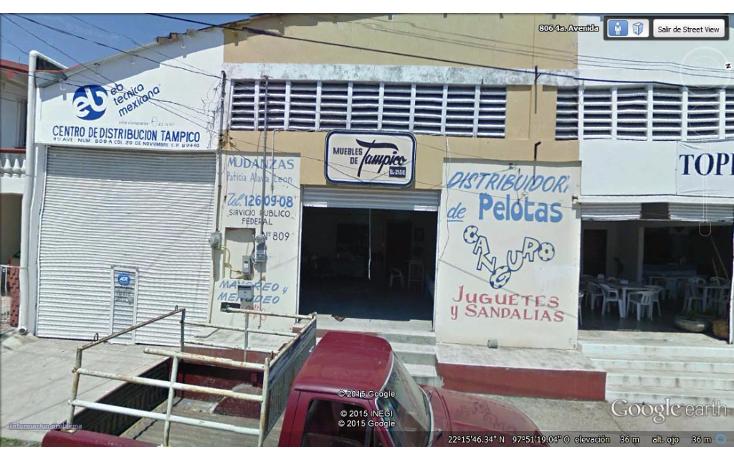 Foto de local en renta en  , jardín 20 de noviembre, ciudad madero, tamaulipas, 1278603 No. 01