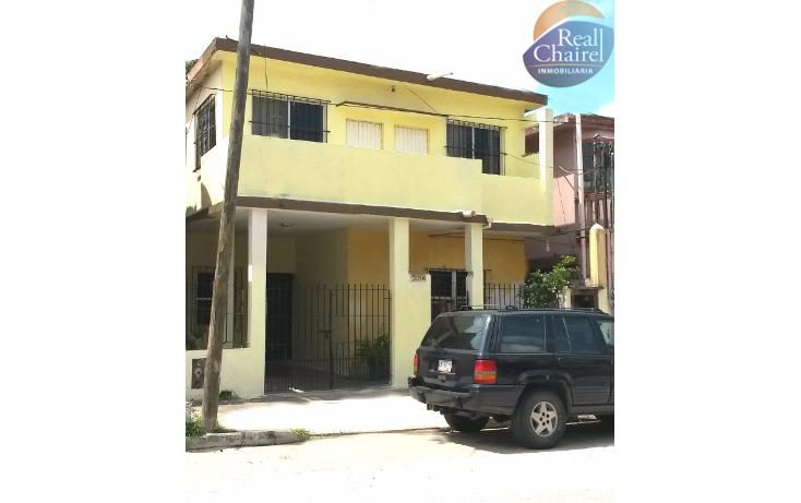 Foto de casa en venta en  , jardín 20 de noviembre, ciudad madero, tamaulipas, 1340385 No. 01