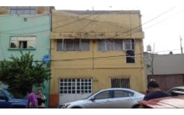 Foto de casa en venta en  , jardín azpeitia, azcapotzalco, distrito federal, 1723856 No. 01