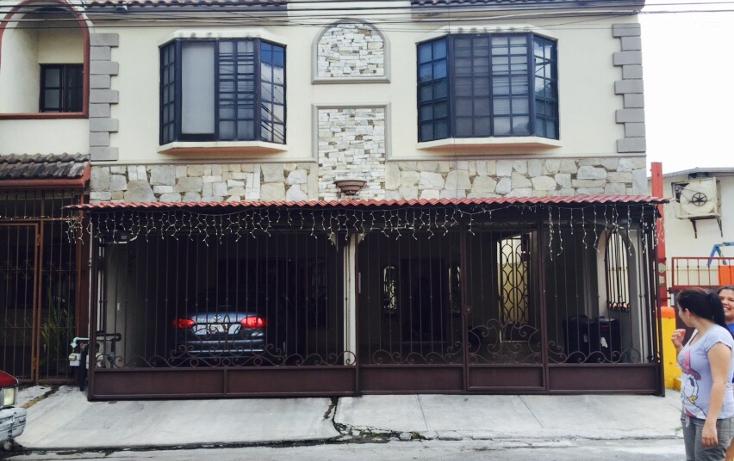 Foto de casa en venta en  , jard?n espa?ol, monterrey, nuevo le?n, 1394759 No. 01