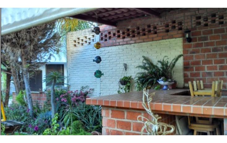 Foto de terreno habitacional en venta en  , jardín real, zapopan, jalisco, 1297977 No. 01