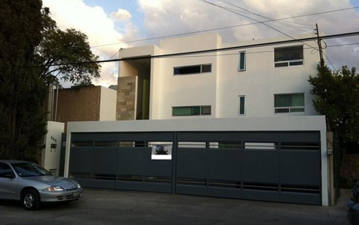 Foto de departamento en renta en  , jardín, san luis potosí, san luis potosí, 1094035 No. 01