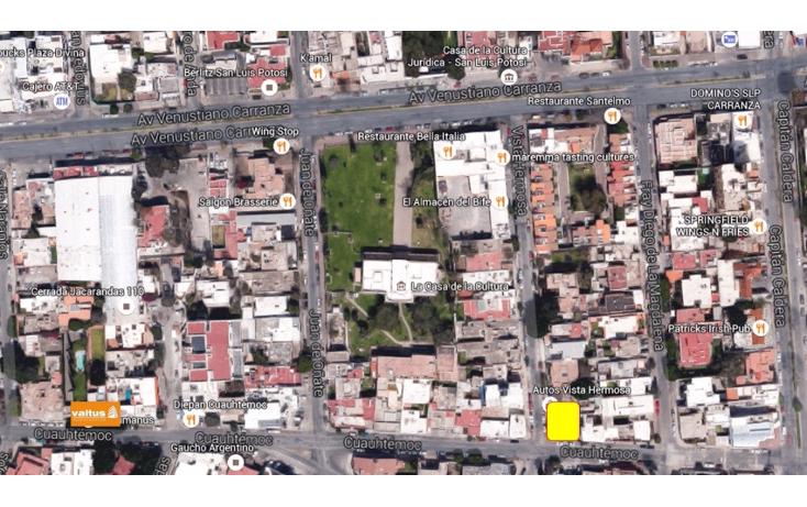 Foto de terreno habitacional en renta en  , jardín, san luis potosí, san luis potosí, 1631962 No. 01