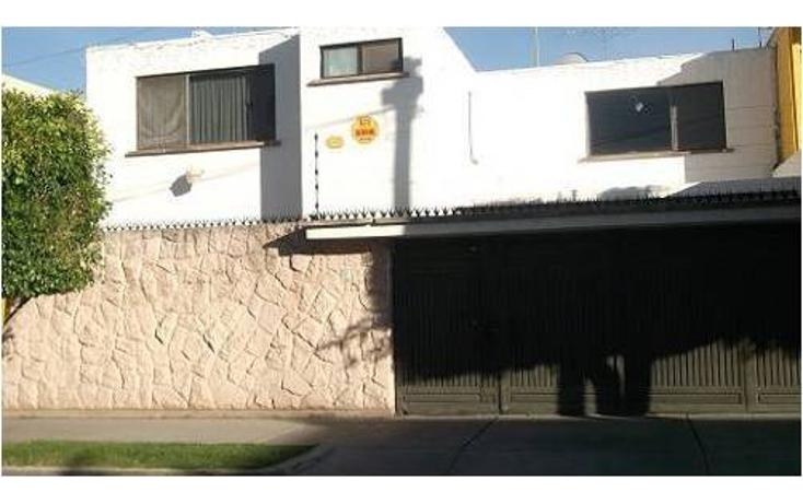 Foto de casa en venta en  , jardín, san luis potosí, san luis potosí, 940037 No. 01