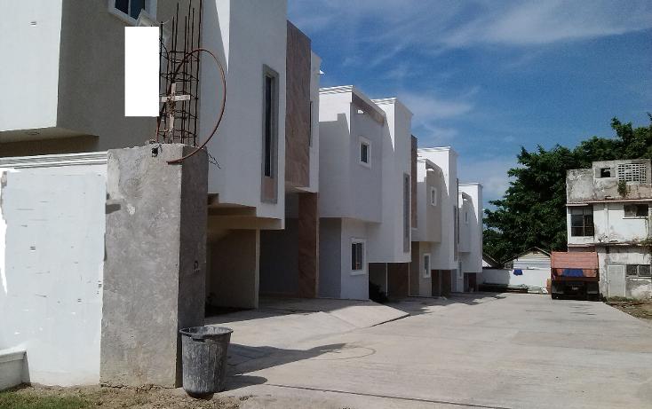 Foto de casa en venta en  , jardín, tampico, tamaulipas, 1182309 No. 01