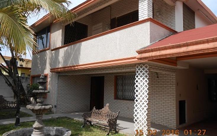 Foto de casa en venta en  , jardín, tampico, tamaulipas, 1743195 No. 01