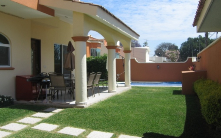 Foto de casa en venta en  , jardín tetela, cuernavaca, morelos, 1099001 No. 02