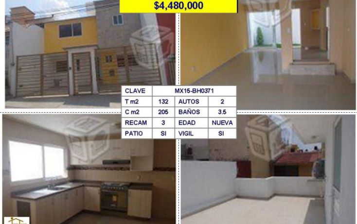 Foto de casa en venta en, jardines bellavista, tlalnepantla de baz, estado de méxico, 1219269 no 01