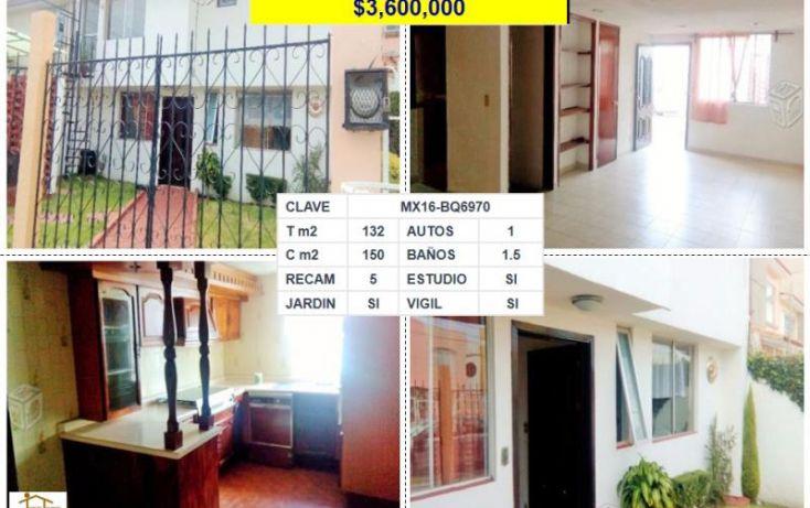 Foto de casa en venta en, jardines bellavista, tlalnepantla de baz, estado de méxico, 1703162 no 01