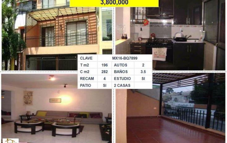 Foto de casa en venta en, jardines bellavista, tlalnepantla de baz, estado de méxico, 1705590 no 01