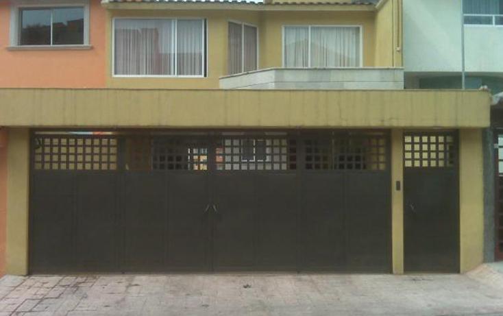Foto de casa en venta en  , jardines bellavista, tlalnepantla de baz, méxico, 819857 No. 01