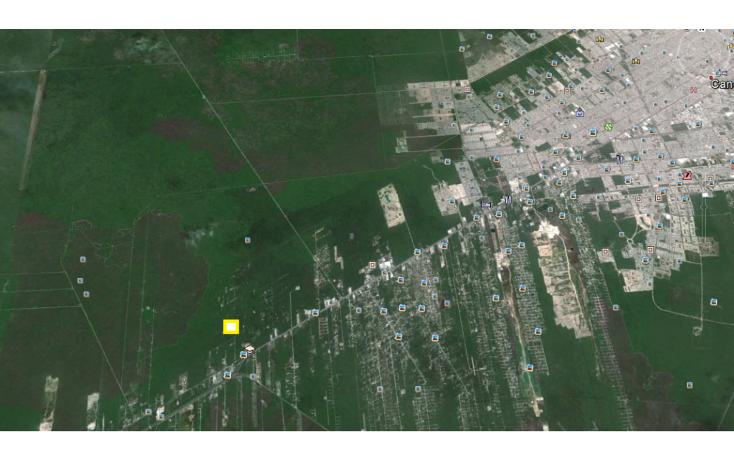 Foto de terreno habitacional en venta en  , jardines cancún, benito juárez, quintana roo, 1356779 No. 02