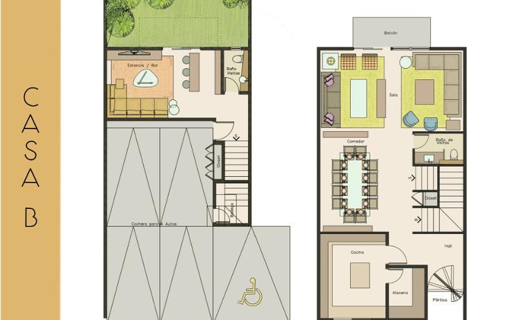 Foto de casa en venta en  , jardines coloniales 1er sector, san pedro garza garcía, nuevo león, 1209383 No. 02