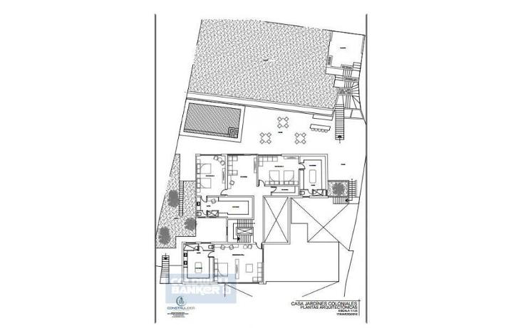 Foto de casa en venta en  , jardines coloniales 1er sector, san pedro garza garcía, nuevo león, 2471104 No. 04