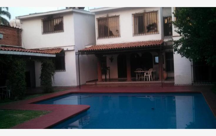 Foto de casa en venta en  , jardines de acapatzingo, cuernavaca, morelos, 1539220 No. 01