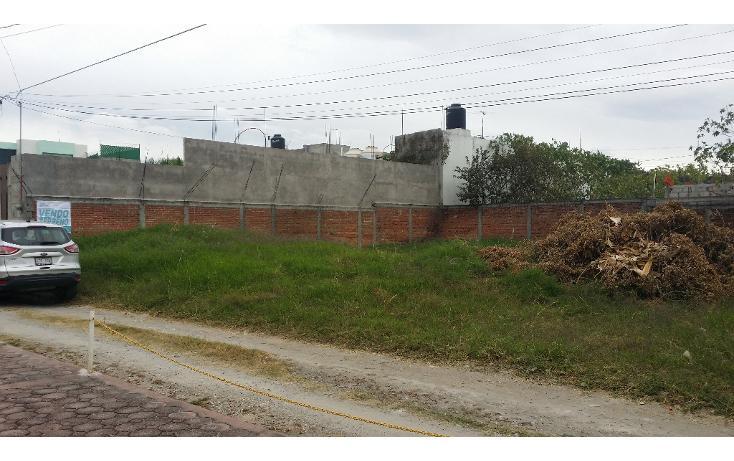 Foto de terreno habitacional en venta en, jardines de acapatzingo, cuernavaca, morelos, 1544755 no 01