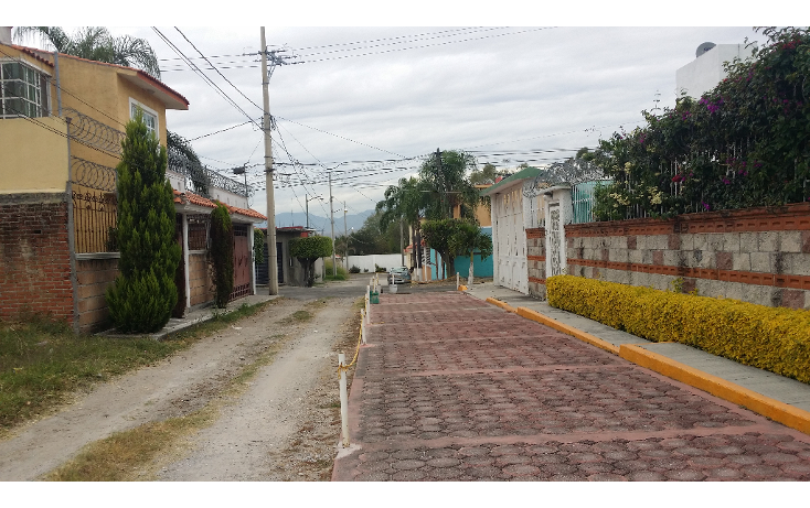 Foto de terreno habitacional en venta en  , jardines de acapatzingo, cuernavaca, morelos, 1544755 No. 02