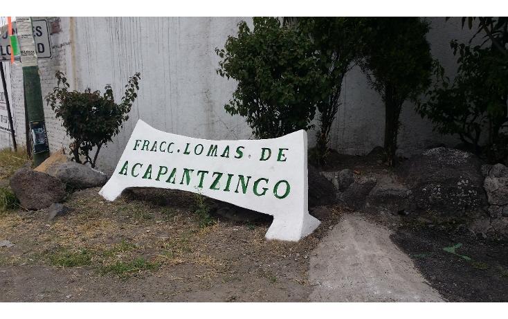 Foto de terreno habitacional en venta en  , jardines de acapatzingo, cuernavaca, morelos, 1544755 No. 03
