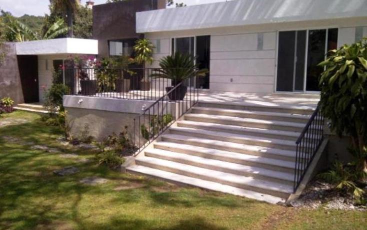 Foto de casa en venta en  , jardines de ahuatepec, cuernavaca, morelos, 1693562 No. 01