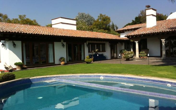 Foto de casa en venta en  ., jardines de ahuatepec, cuernavaca, morelos, 492389 No. 01