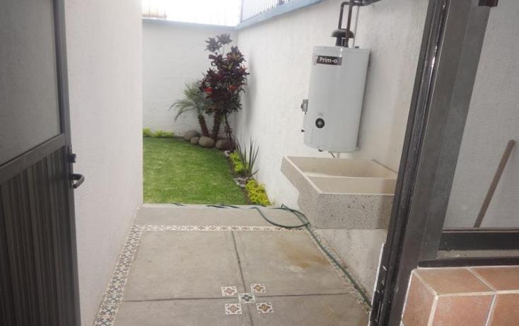Foto de casa en venta en jardines de ahuatlan cuernavaca, jardines de ahuatlán, cuernavaca, morelos, 1818904 No. 20